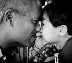Dad_Kid_Face